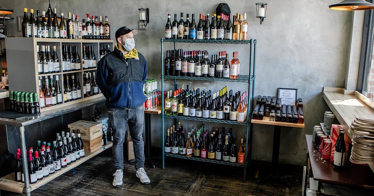 New Wine Shop On The Block photo