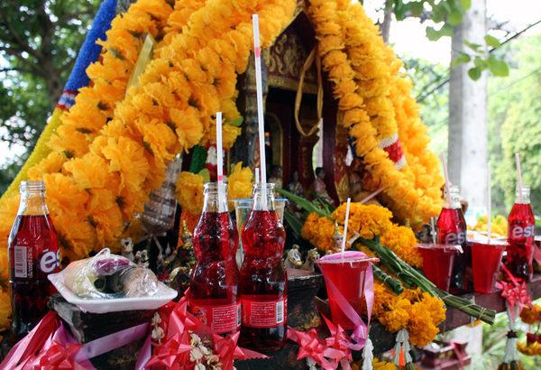 Thailand's Spirits Have A Taste For Red Fanta photo