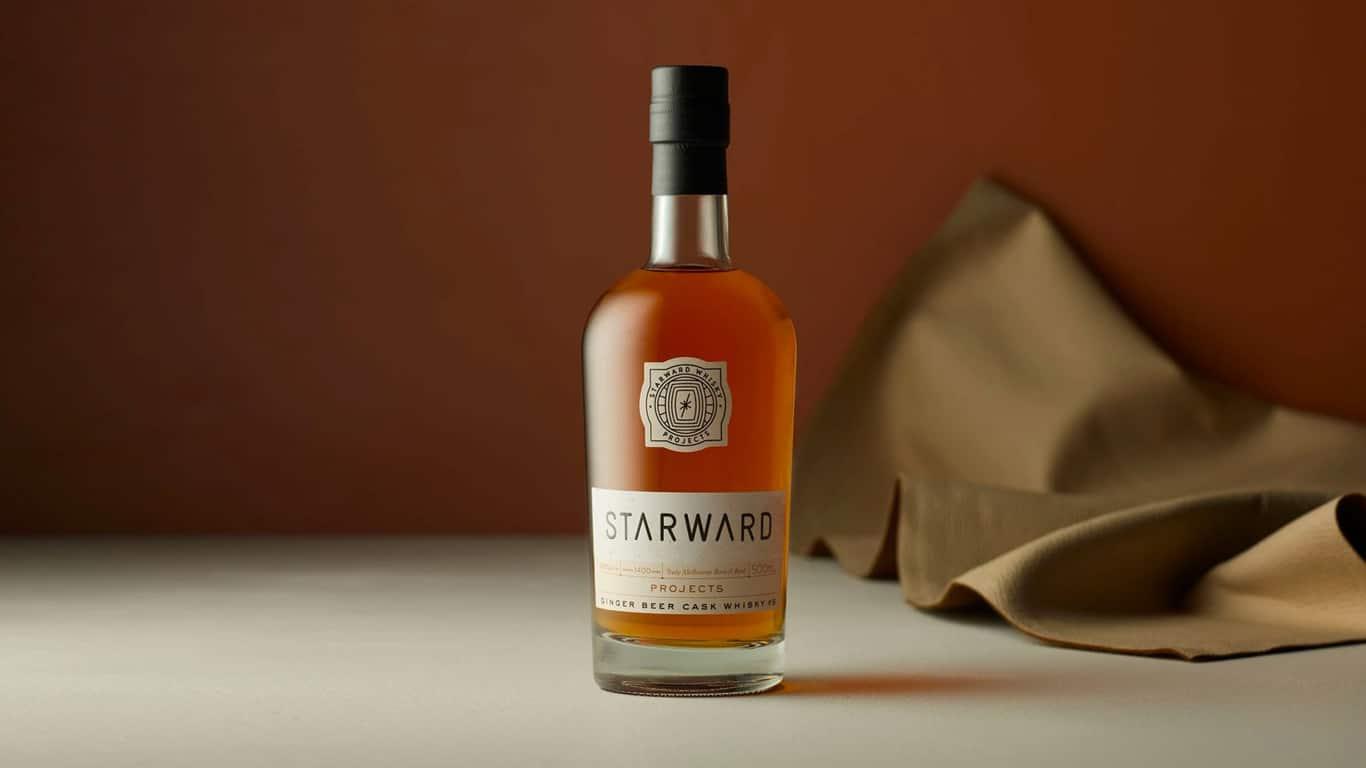 Starward's Ginger Beer Cask Whisky Makes A Return photo