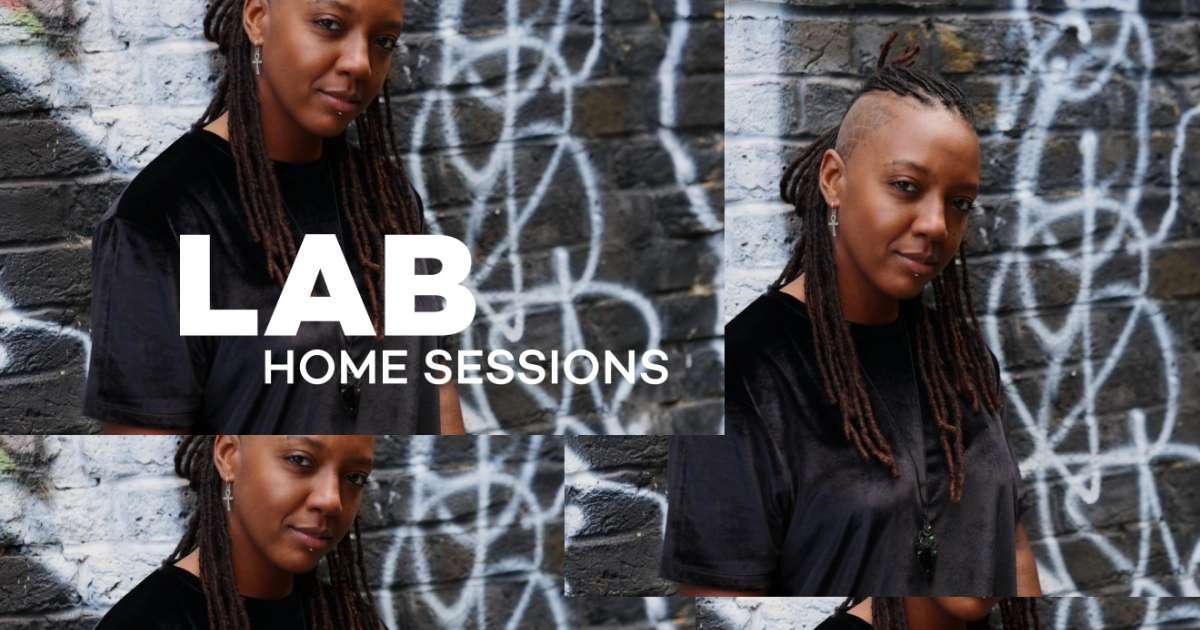 Syreeta In The Lab: Home Sessions photo