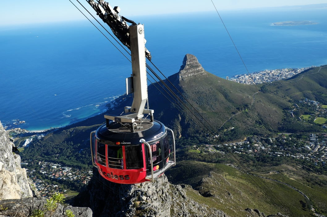 Audio Tours Of Table Mountain Aerial Cableway To Enjoy From Home photo