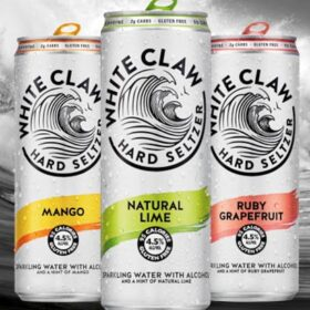 White Claw Hard Seltzer To Launch In Australia photo