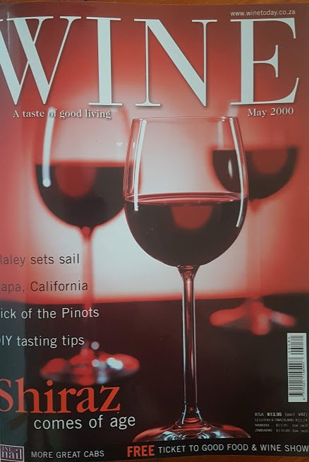 20 Years Ago: Wine Magagzine photo