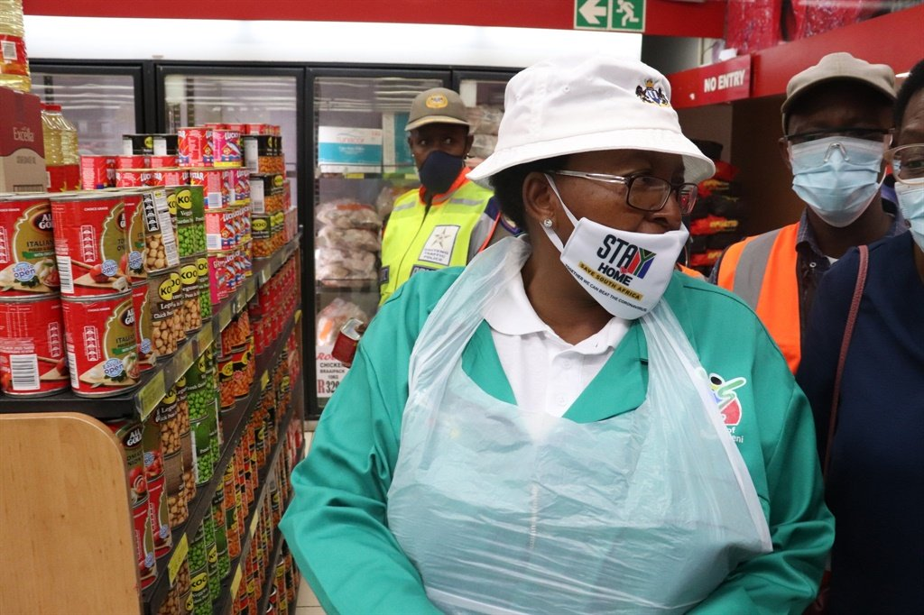 Expired Meat Found In Stores At Mall In Gauteng photo