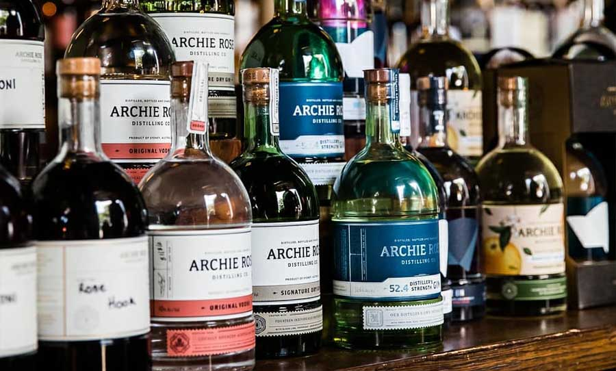 Archie Rose Distilling Co: Part Of The Happy Pack photo