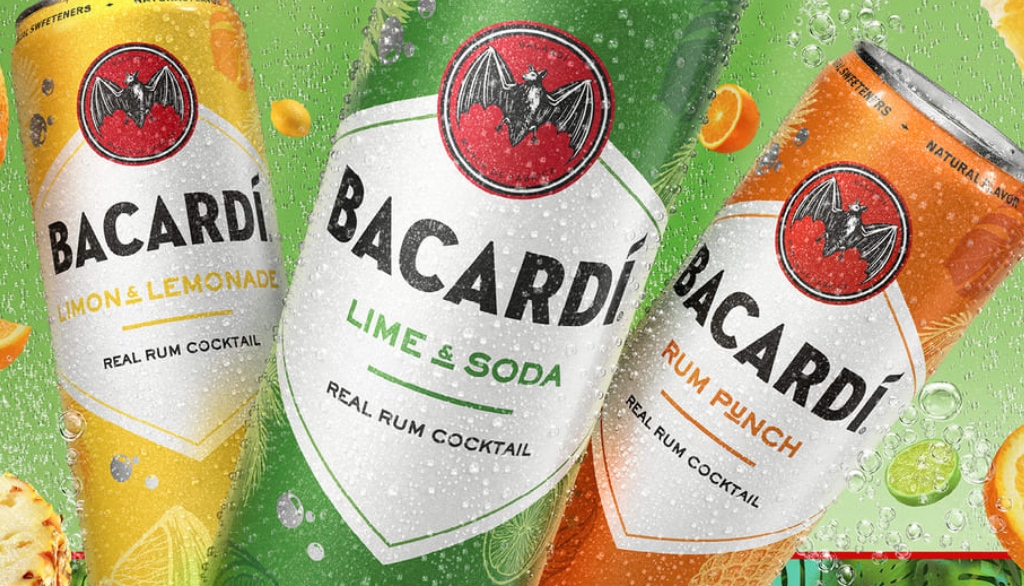 Bacardi Just Introduced Premixed Rum Cocktails In A Can photo