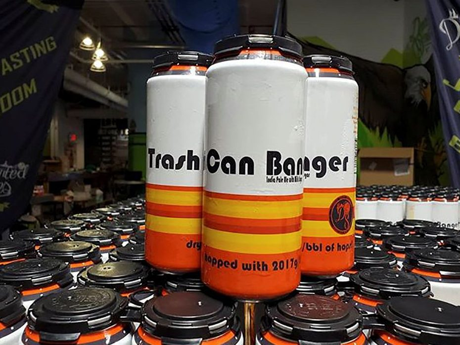 'trash Can Banger': Beer Company Bashes Houston Astros With New Brew photo