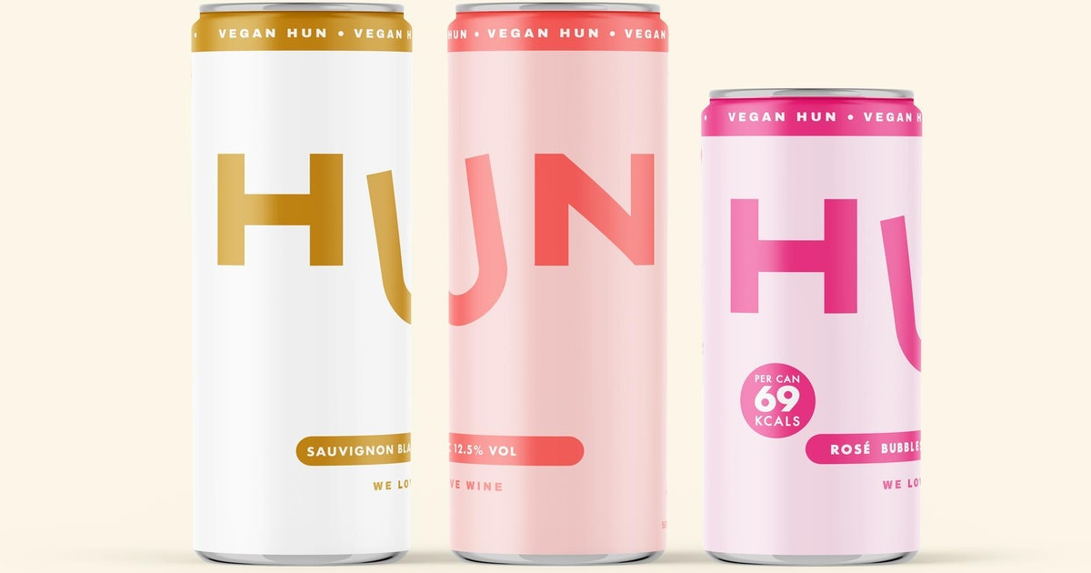 Hun Is The New Canned Wine You'll Live, Laugh, Love All Summer Long photo