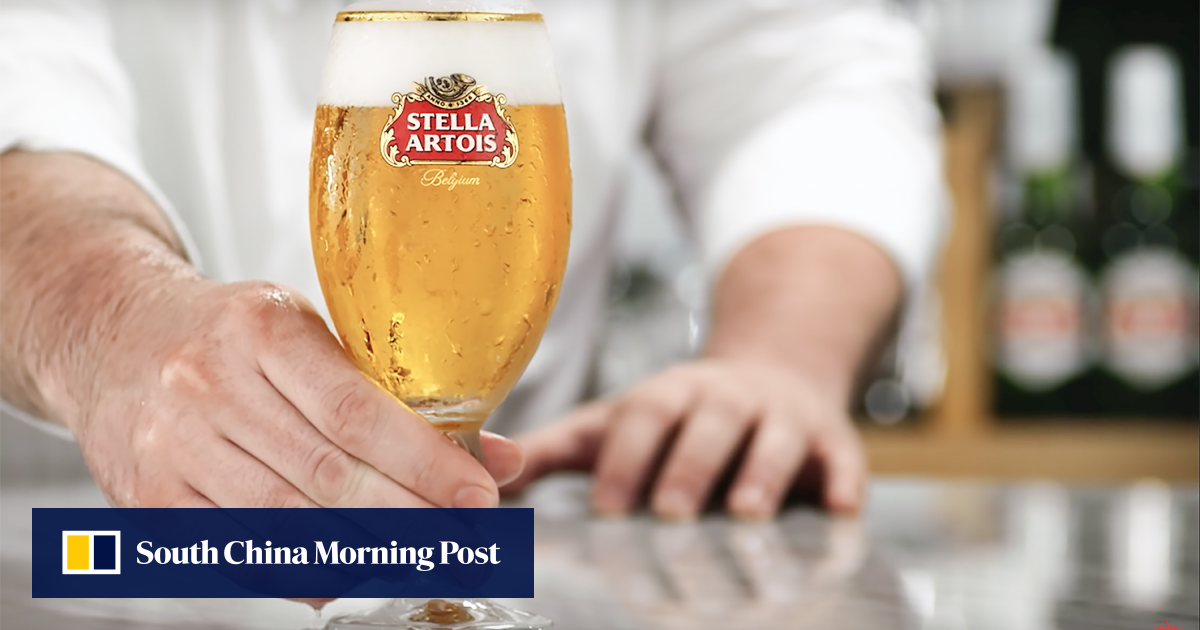 "Stella Artois Invites You To ""stand With Bars"" Post-coronavirus photo"