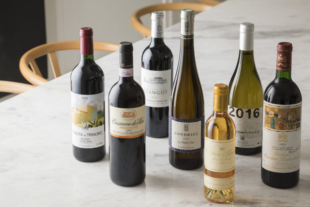 Wine Online: Bring Your Own Bottle For A Fine Tasting Tutorial photo
