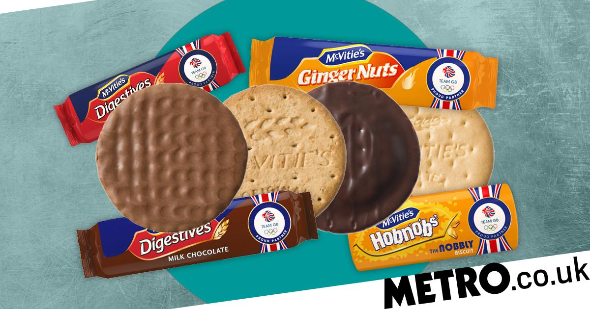 Mcvities Reveals Top Biscuit Facts For National Biscuit Day photo