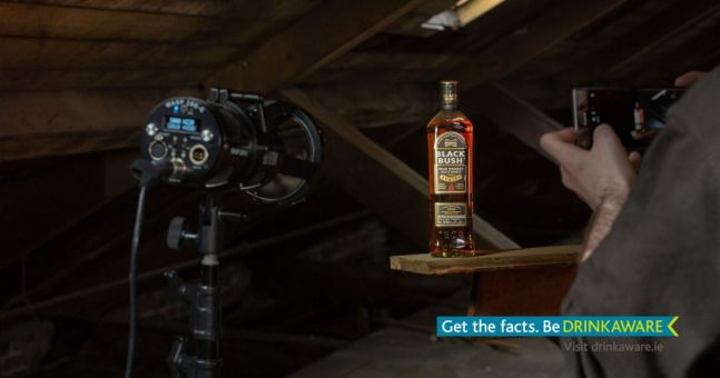 Bushmills Irish Whiskey Announces Series Of Immersive Live Events On Instagram photo