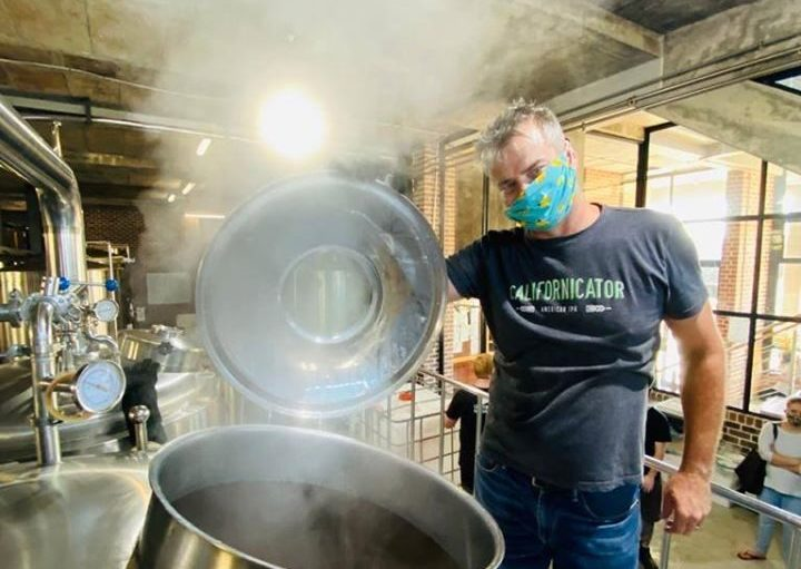 Woodstock Brewery Transformed Into Soup Kitchen photo