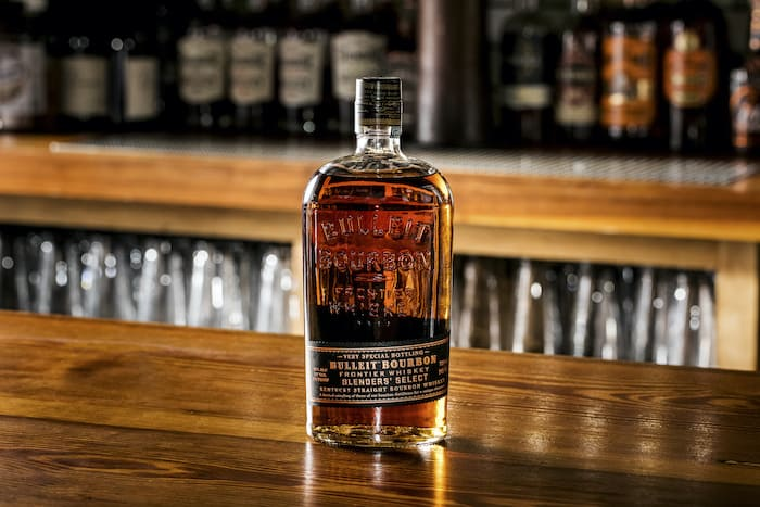 Whiskey Review: Bulleit Frontier Whiskey Blenders' Select No. 001 photo