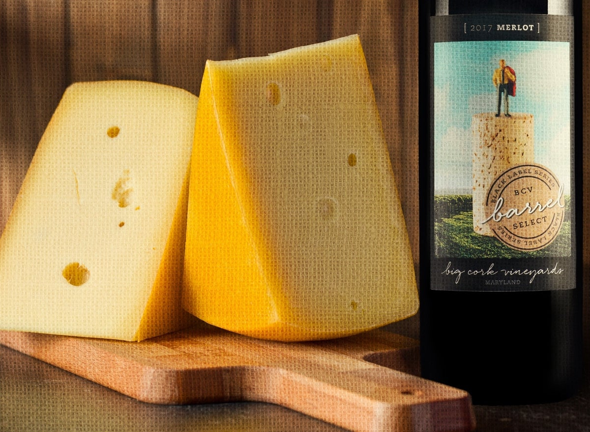Big Cork Vineyards Wine And Cheese 101 Virtual Tasting photo