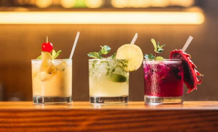 Quarantine Cocktails: Forage In Your Pantry To Spice Up A 'sustainable' Drink photo