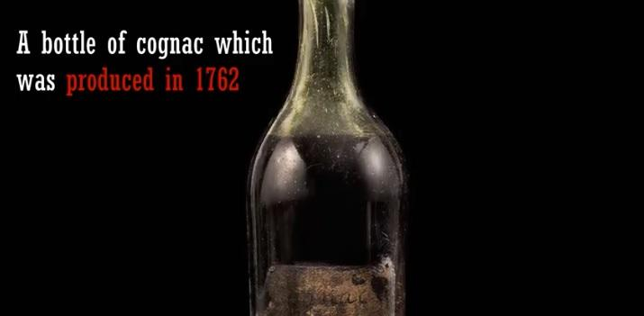 What Does 258-year-old Cognac Taste Like? For R3m You Can Find Out photo