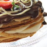The Most Striking And Decadent Crêpe Cakes photo