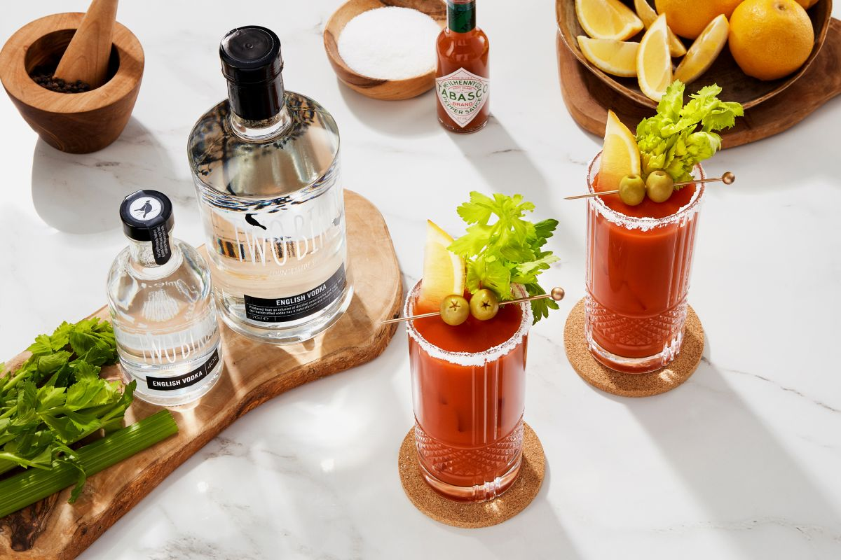 How To Make A Bloody Mary photo