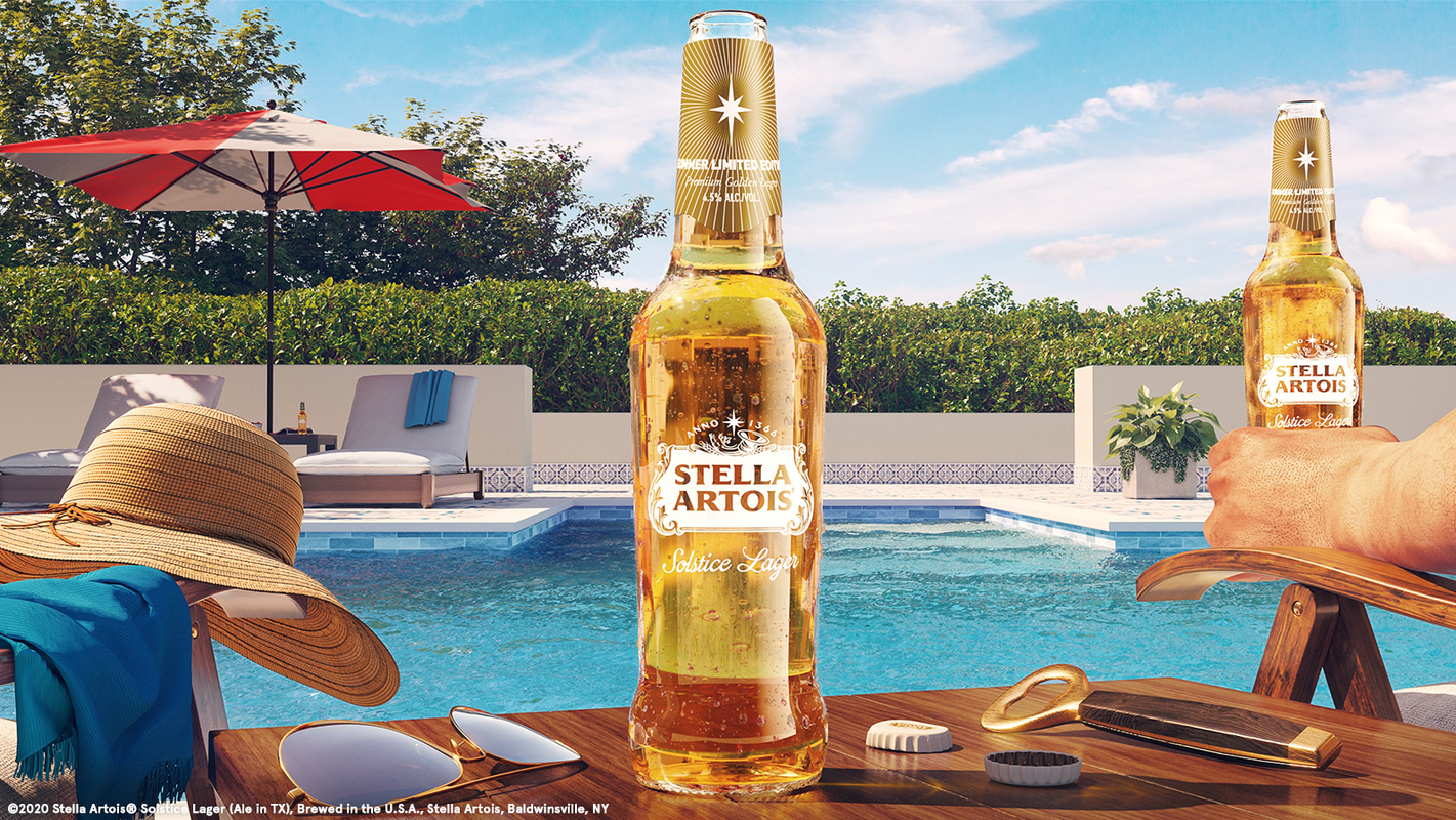 Stella Artois Is Launching A New Beer For Summer. And It's Coming To Metro Phoenix First photo
