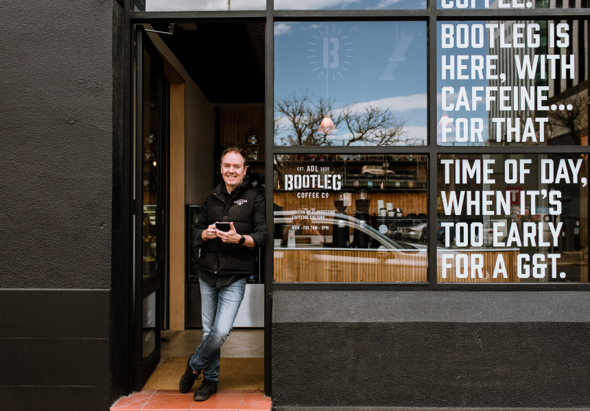 Now Open: Bootleg, Prohibition Liquor Co's New On-site Coffee Shop photo