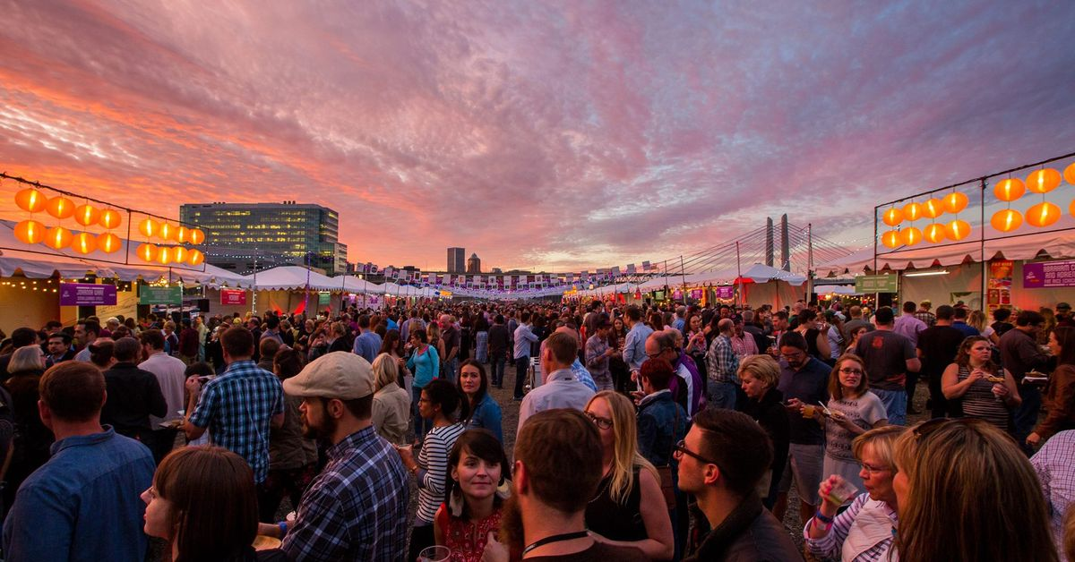 Feast, Portland's Largest Food And Drink Festival, Is Canceled For 2020 photo