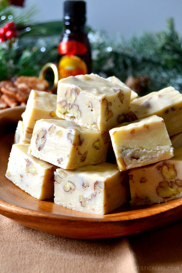 5-Ingredient Kahlua Fudge photo