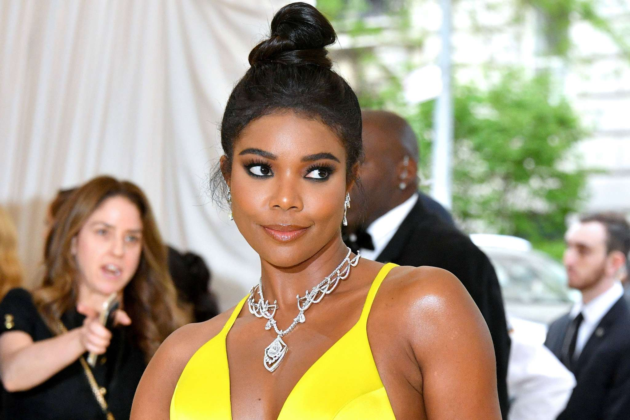 Gabrielle Union's Latest Photo Of Baby Kaavia Has Fans Smiling – The Mom Sends A Strong Message photo