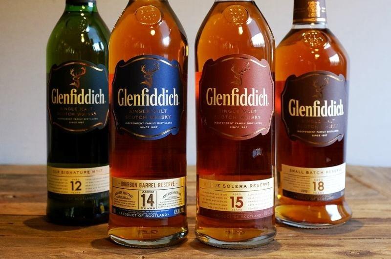 Glenfiddich Virtual Tasting photo