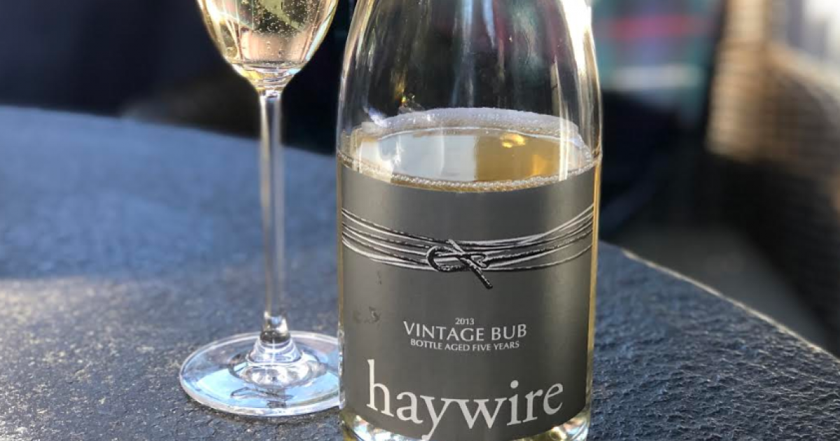Splash Of Wine: Mother's Day Calls For Fizzily Fantastic Haywire photo