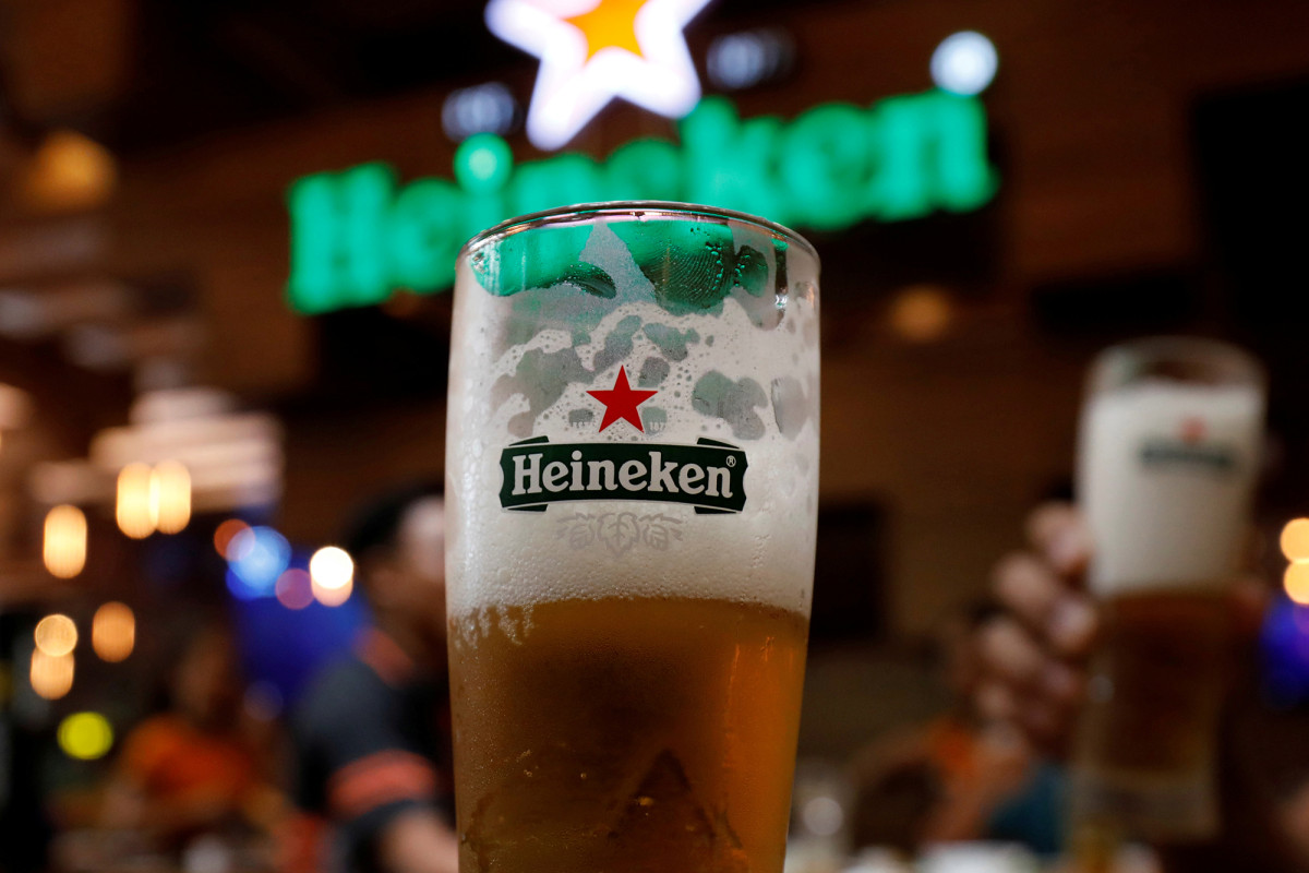 Heineken Sues Over 15,000 Cases Of Frozen Beer photo