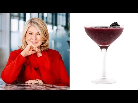 Belvedere Vodka Celebrates World Cocktail Day With Martha Stewart photo