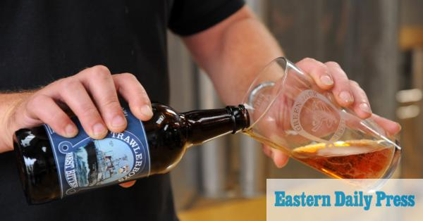 'destined For The Drain': Brewery's Charity Bid To Save Its Beer photo