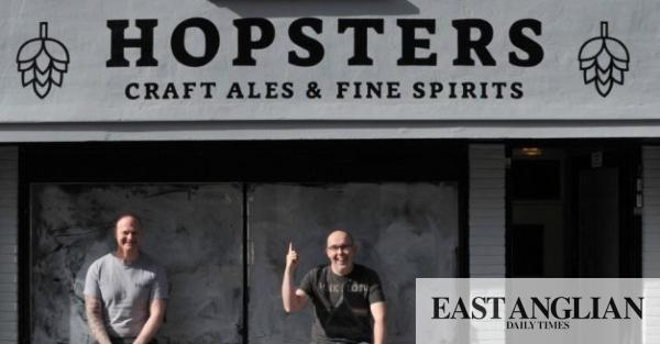 This Ipswich Shop Can Deliver 200 Types Of Beer To Your Door photo