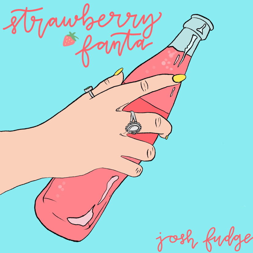 Seventeen-year-old Musician Josh Fudge Releases 'strawberry Fanta': Listen photo