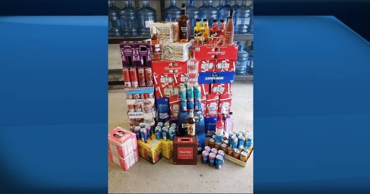 La Loche Rcmp Charge 3 With Bootlegging photo