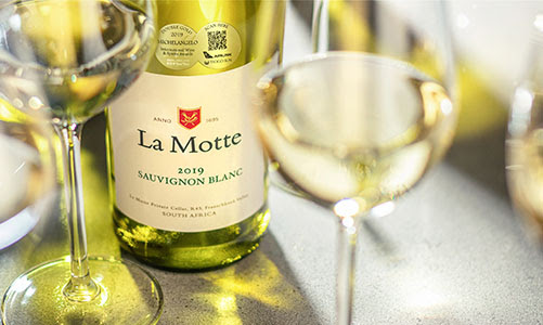 Celebrate Sauvignon Blanc Day With A Bottle Of La Motte photo