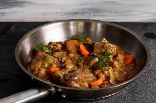 Recipe: Chickpea And Lamb Casserole photo