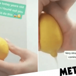 Tiktok User Shares Hack For Squeezing All The Juice Out Of A Lemon photo