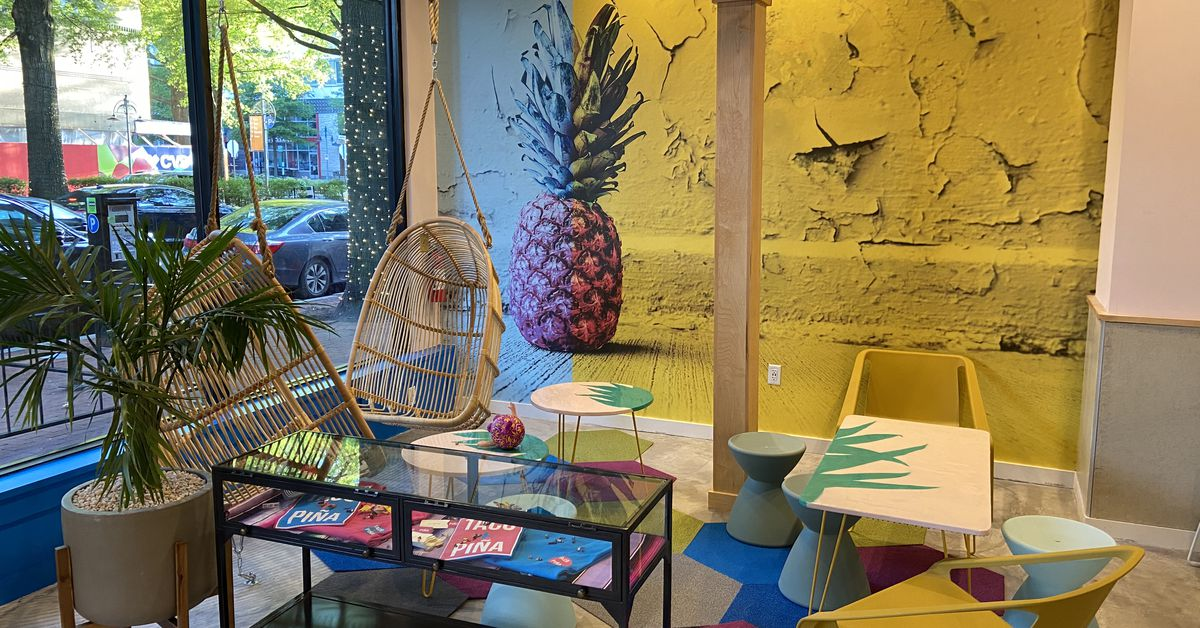 Taco And Piña Opens In Shirlington With To-go Margs And Orange Fanta Carnitas photo