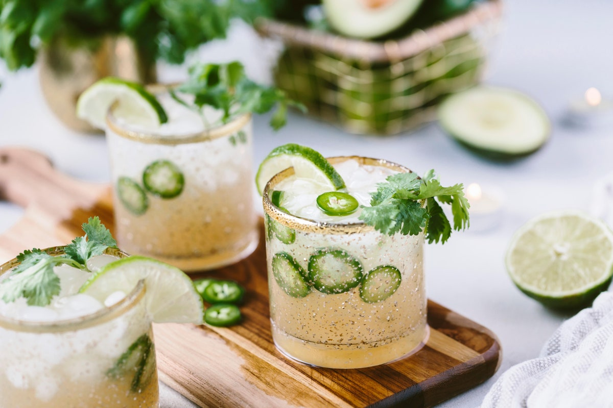 7 Mexican Cocktails You Can Easily Make At Home photo