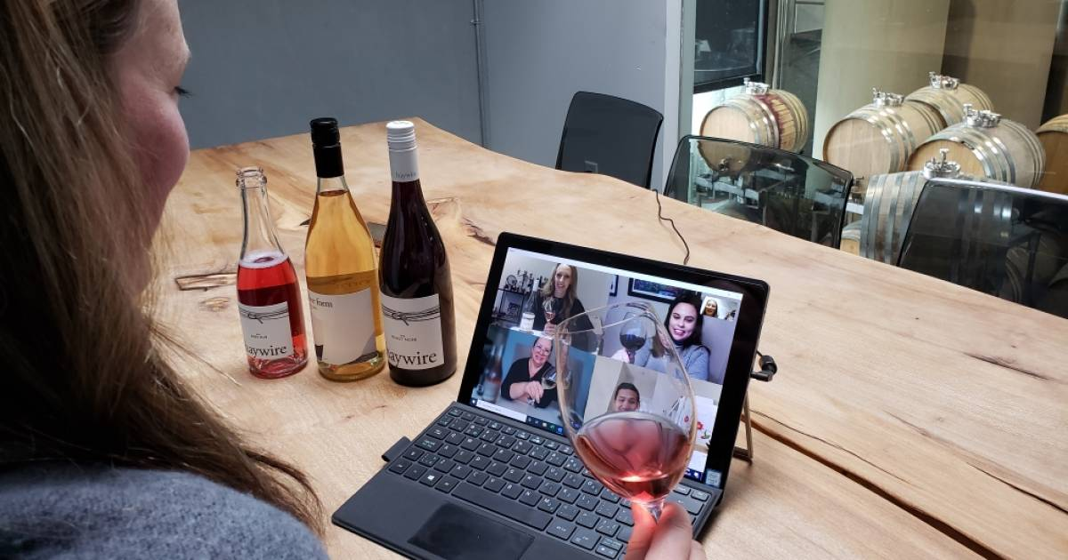 Virtual Wine Tastings In B.c. Become The New Norm (for Now) photo