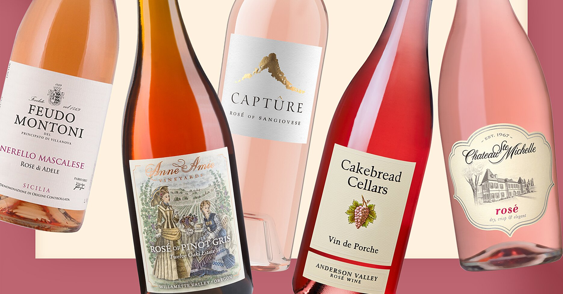 Quarantine Can't Stop You From Drinking Rosé All Summer photo