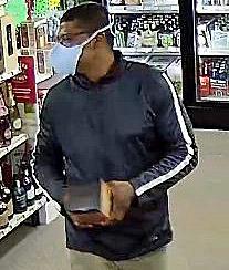 Police Looking For Grey Goose Vodka Thief photo