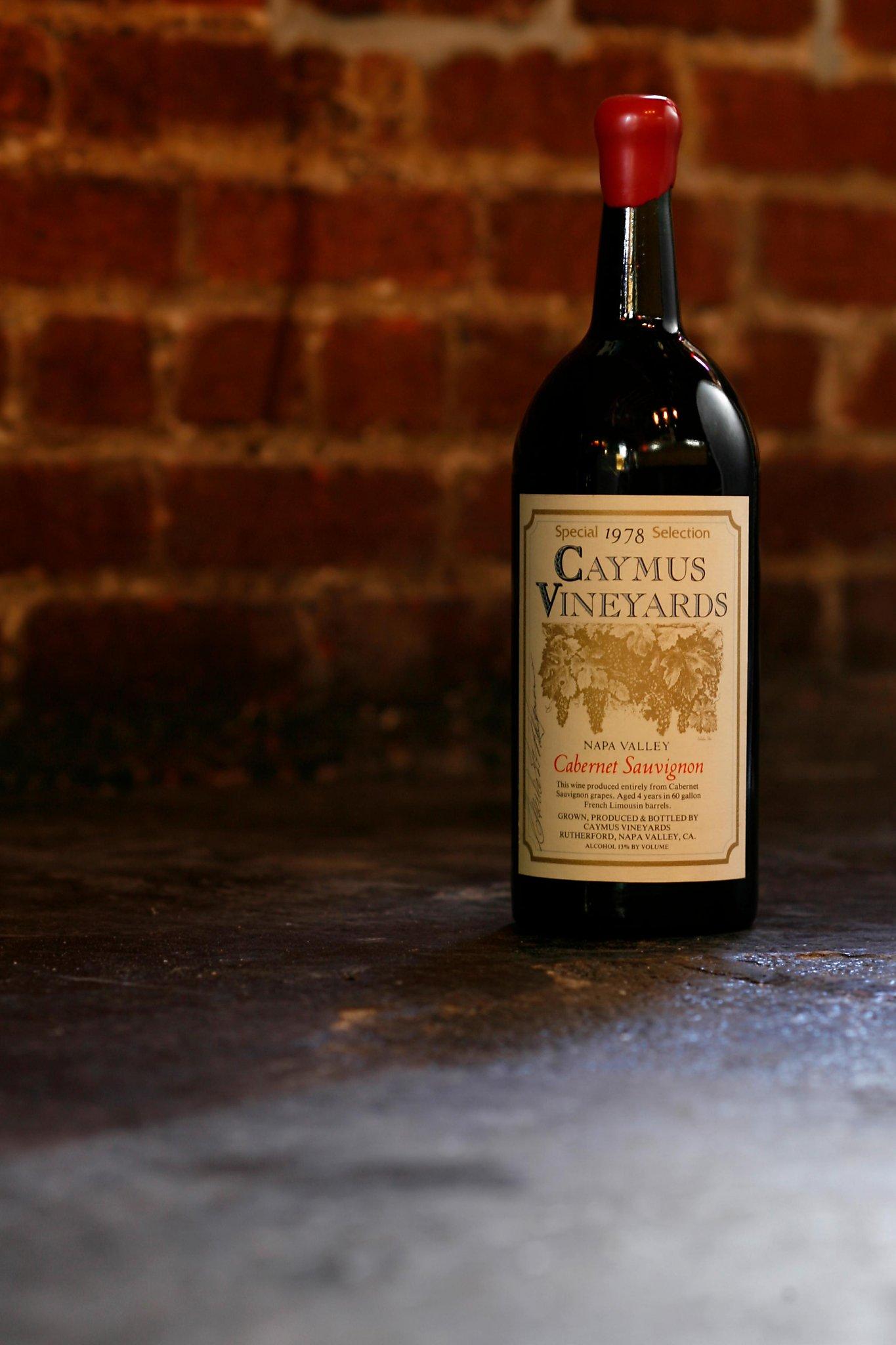 Napa's Caymus Vineyards Sues Newsom photo