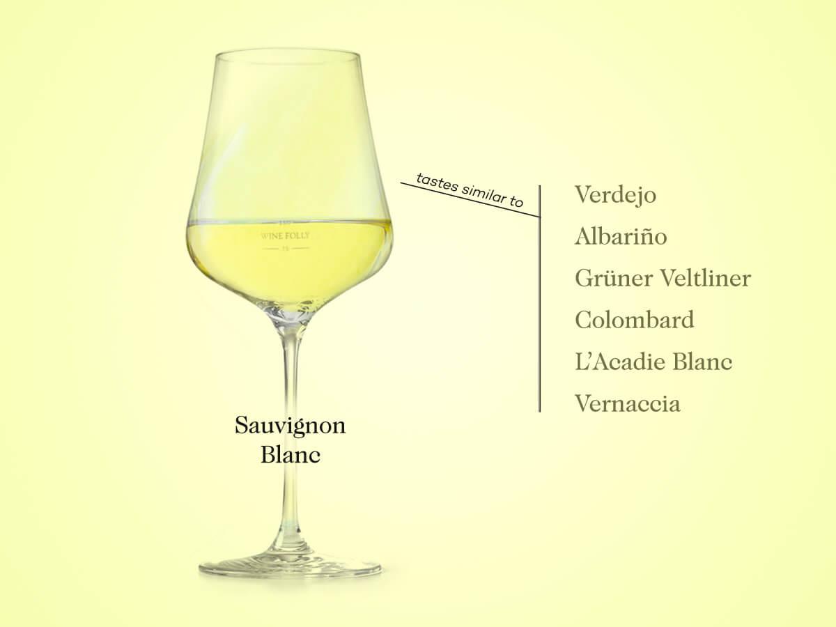 Savvy Sauvignon Blanc Substitutes photo