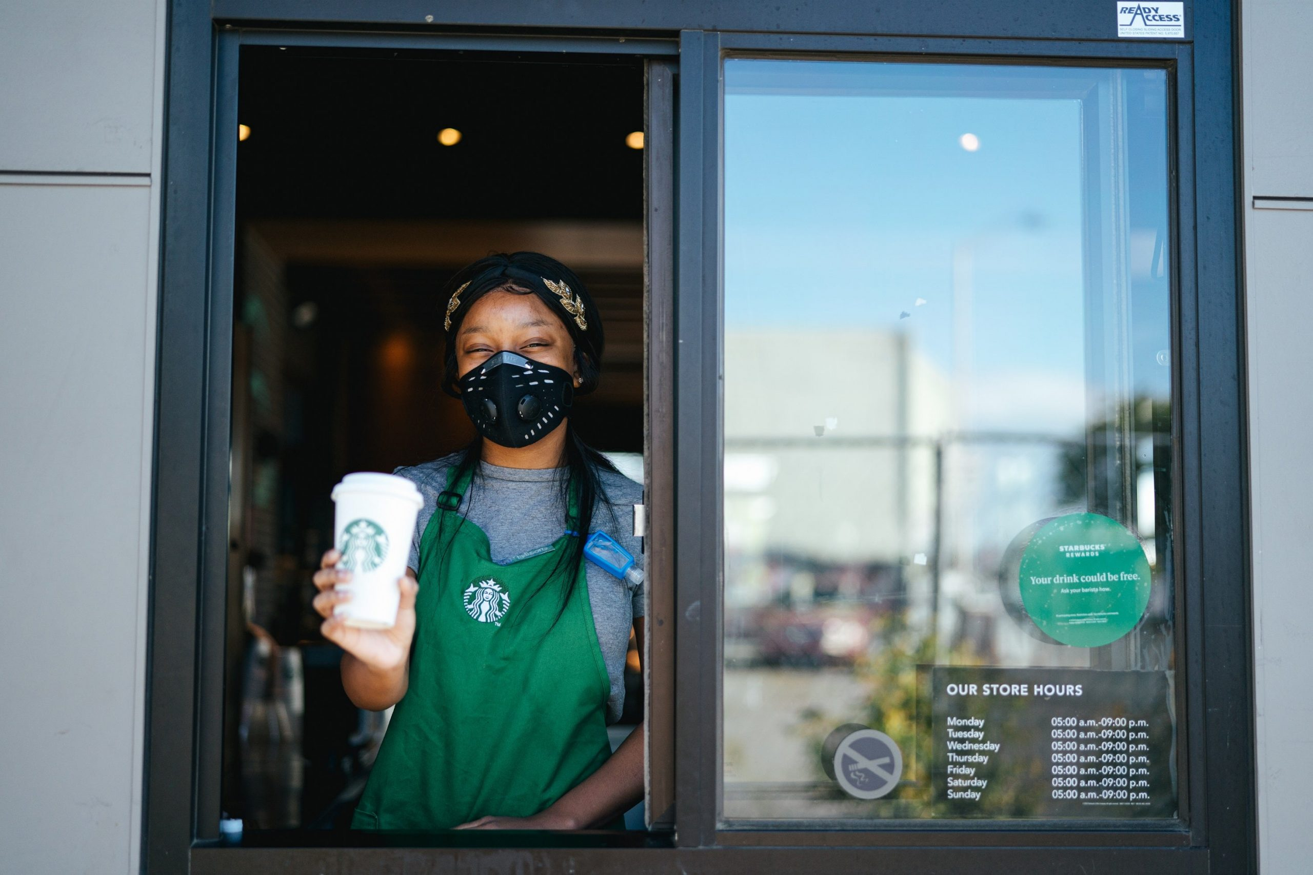 Starbucks Is Opening Stores Today @themotleyfool #stocks $sbux photo