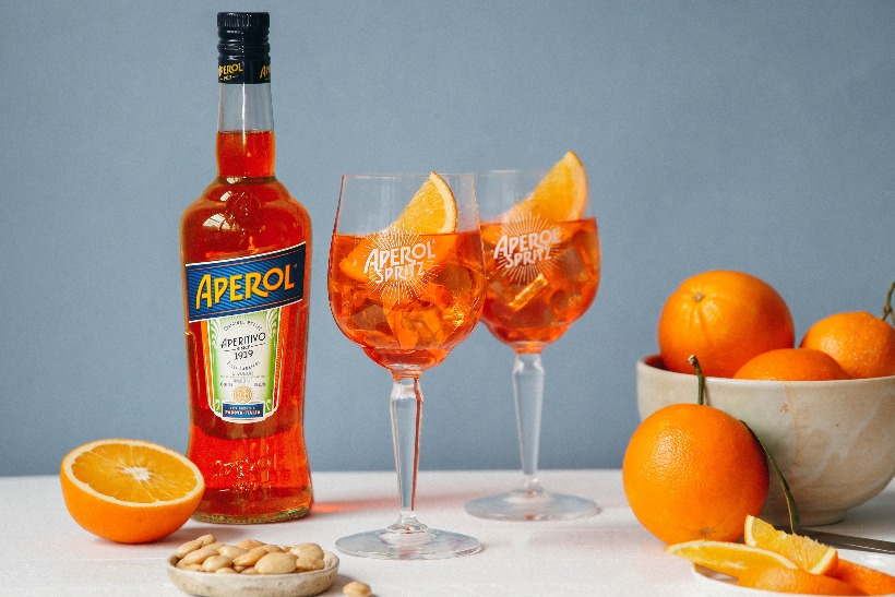 Ignore The Naysayers Who Think Aperol Is Only A Winter Drink And Raise A Glass For Covid-19 Relief photo