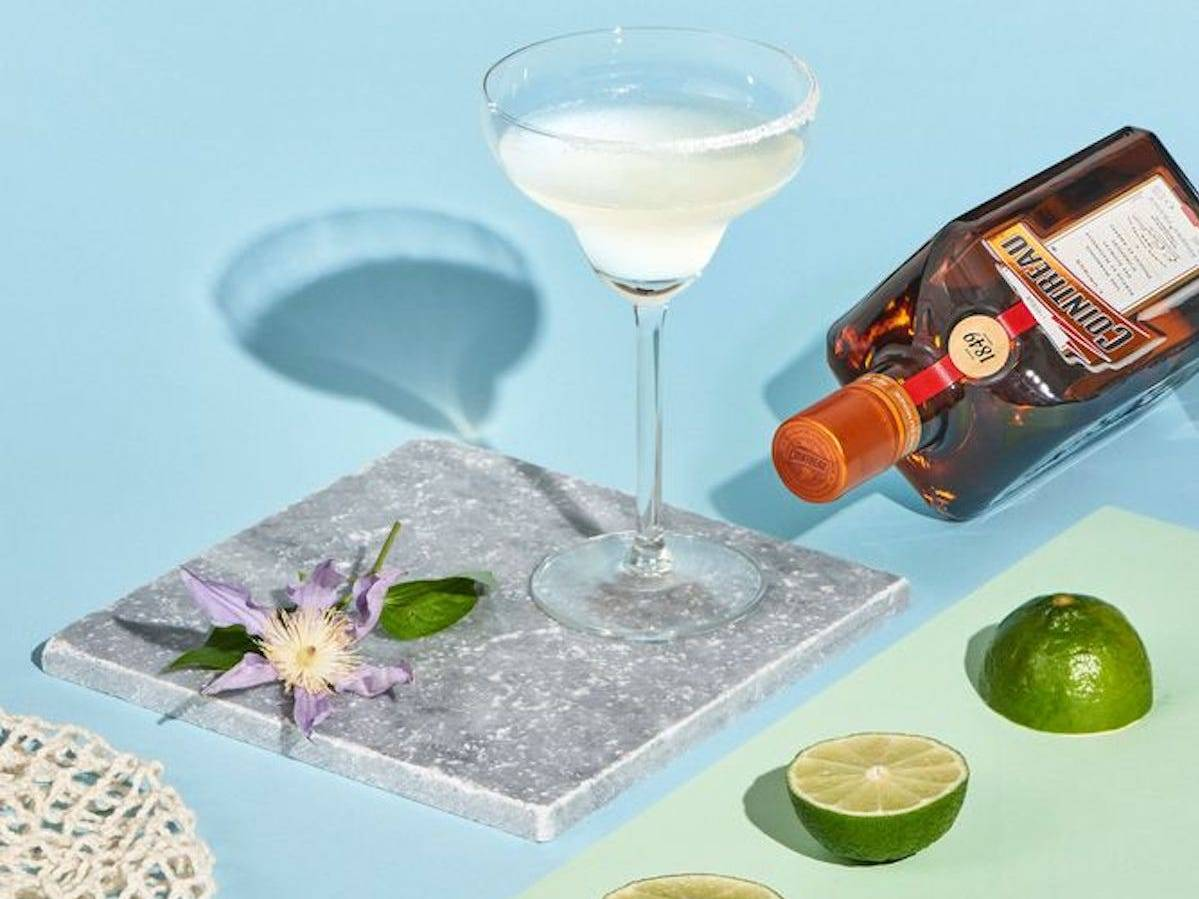 These Mistakes Are Ruining Your Margarita, According To A Member Of The Cointreau Family photo