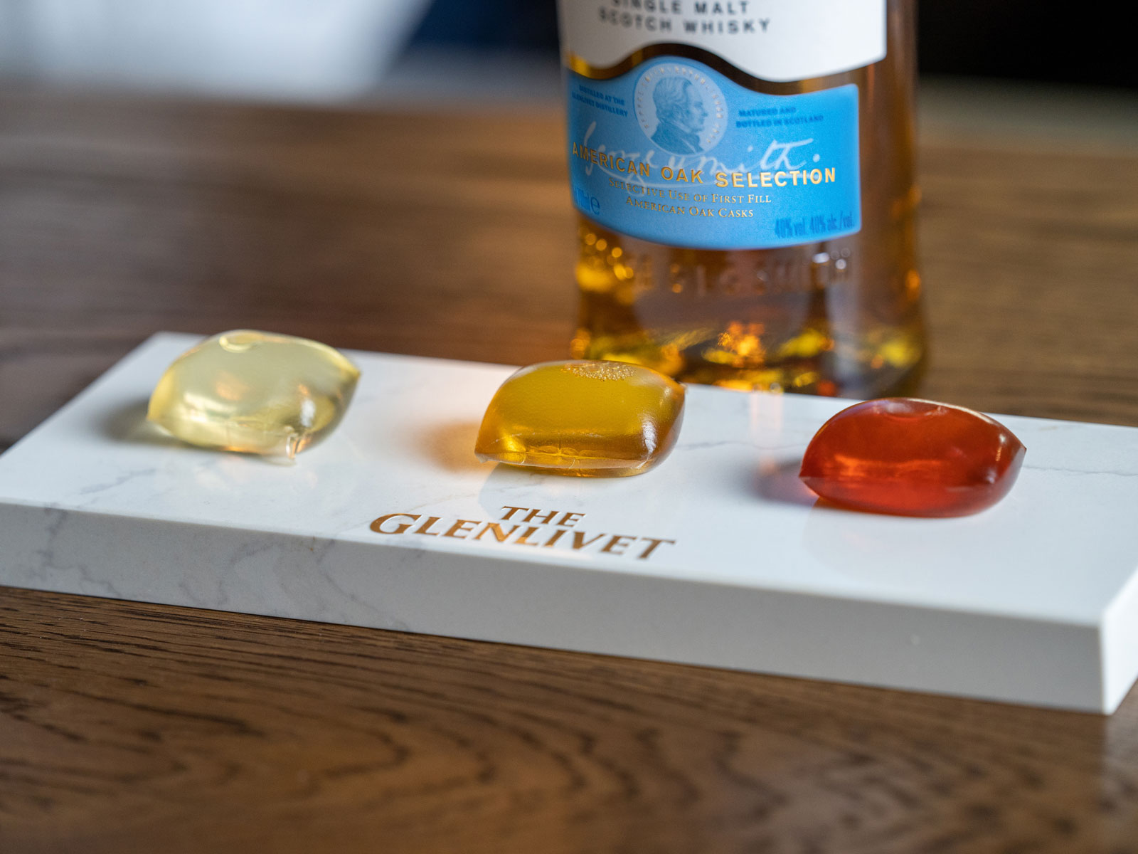Glenlivet Introduces Eco-friendly and Edible Whisky Pods photo